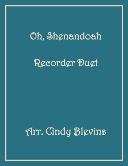 shenandoahrecordercover