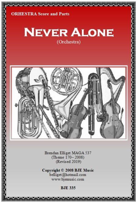 335 FC Never Alone Theme 170 Orchestra