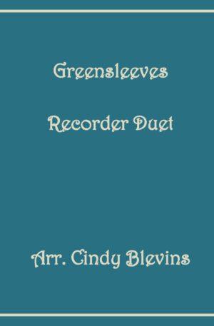 Greensleeves, Recorder Duet