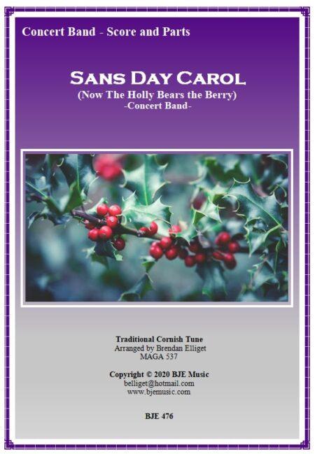 476 FC Sans Day Carol Concert Band