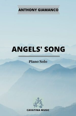ANGELS' SONG – piano solo