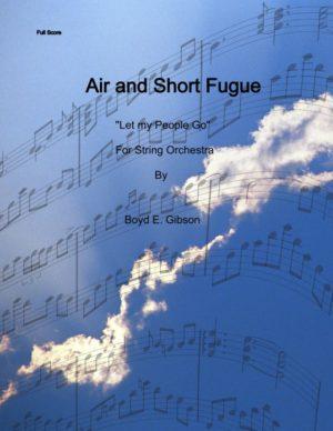 Air and Short Fugue