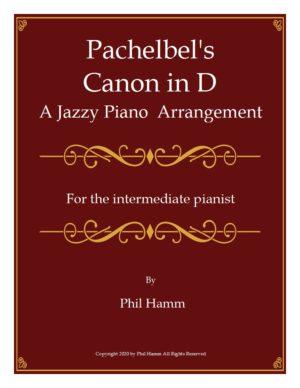 Pachelbel Canon in D -Jazzy