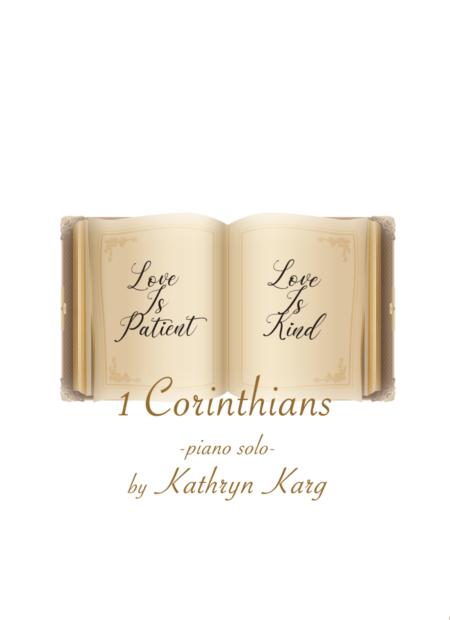 1 Corinthians (cover)