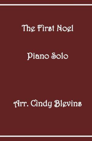 The First Noel, Intermediate Piano Solo