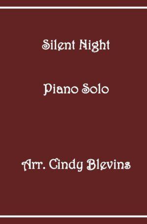 Silent Night, Intermediate Piano Solo