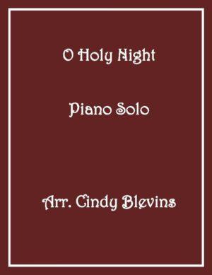 O Holy Night, Intermediate Piano Solo
