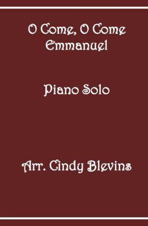 O Come, O Come Emmanuel, Intermediate Piano Solo