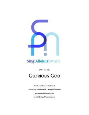Glorious God