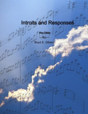 Introits and Responses