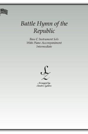 Battle Hymn Of The Republic -Bass C Instrument Solo