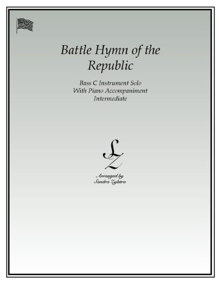 IS 09 Battle Hymn of the Republic 05 Bass C pdf