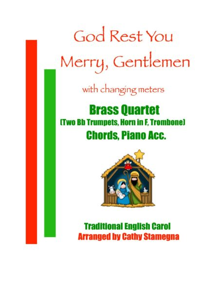 BRASS Q God Rest You Merry Gentlemen 1 pdf