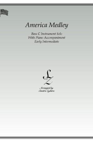 America Medley -Bass C Instrument Solo