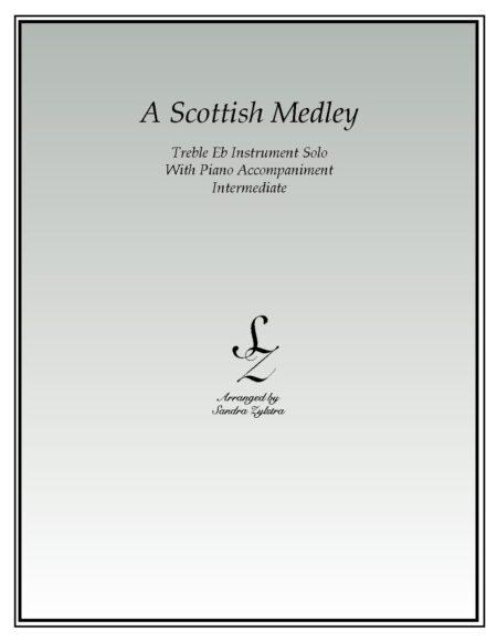 IS 04 A Scottish Medley 02 Treble Eb pdf