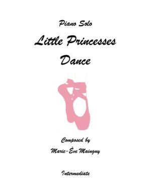 Little Princesses Dance – Solo Piano
