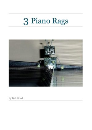 3 Piano Rags