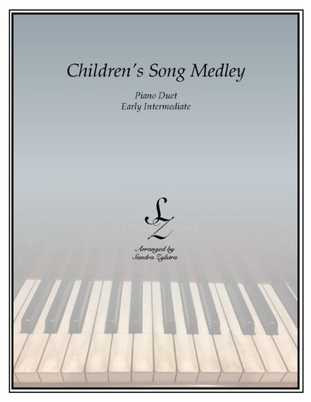 PD EI 02 Childrens Song Medley pdf