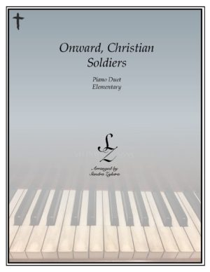 Onward, Christian Soldiers -Elementary Piano Solo/Duet