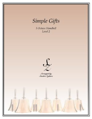 Simple Gifts -3 Octave Handbells