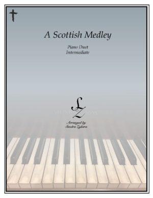 A Scottish Medley -Intermediate Piano Duet