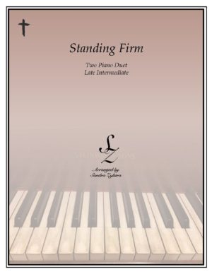 Standing Firm -Two Piano Duet