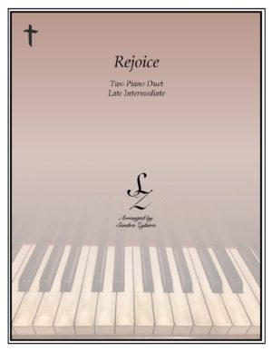 Rejoice! -Two Piano Duet
