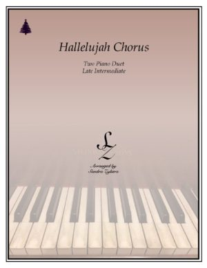 Hallelujah Chorus -Two Piano Duet