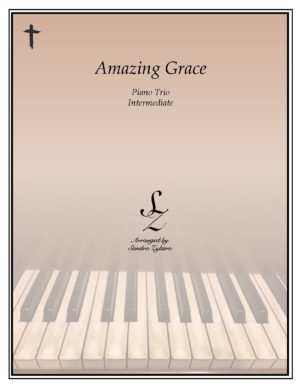 Amazing Grace – Piano Trio