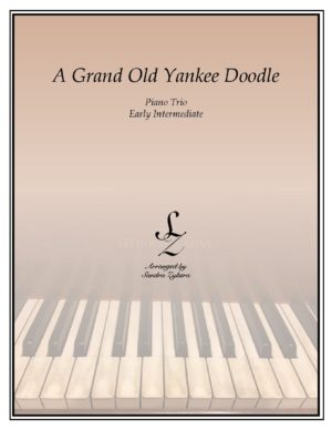 A Grand Old Yankee Doodle – Piano Trio