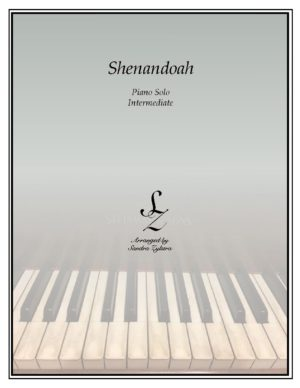 Shenandoah -Intermediate Piano Solo