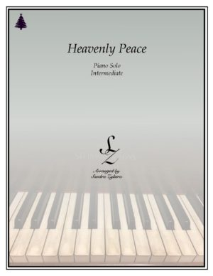 Heavenly Peace -Intermediate Piano Solo
