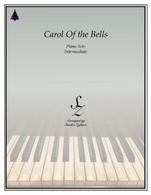 Carol Of The Bells -Intermediate Piano Solo