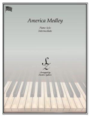 America Medley -Intermediate Piano Solo