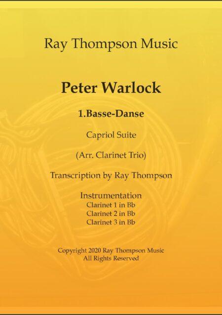 basse danse score title pdf