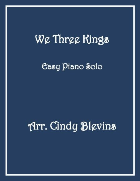 we three kings ep cover