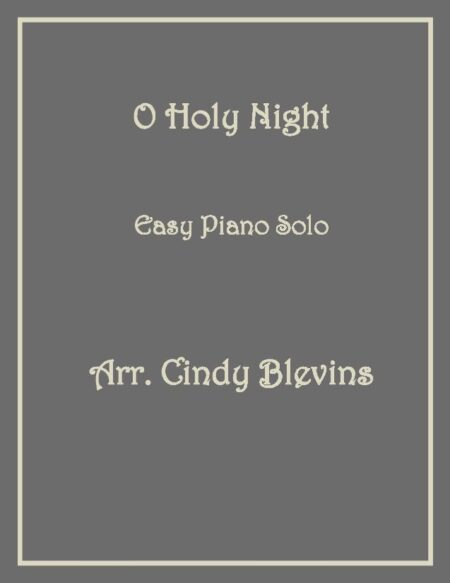 o holy night ep cover