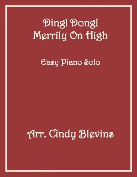 ding dong ep cover