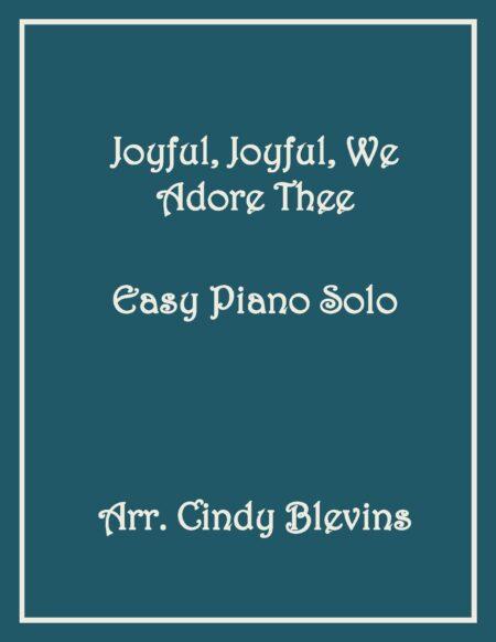 joyful cover