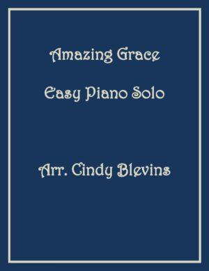 Amazing Grace, Easy Piano Solo