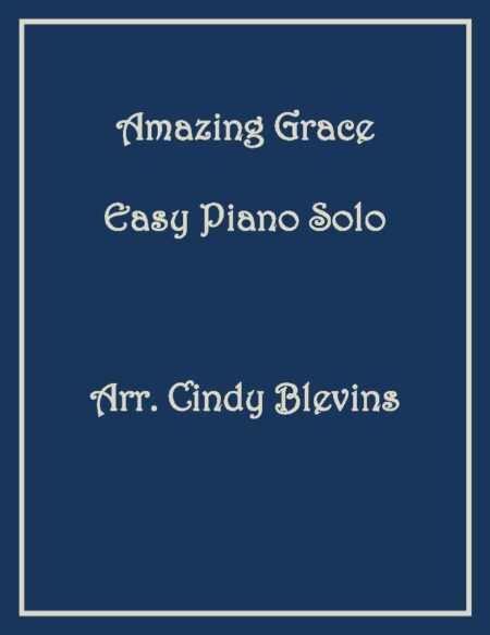 amazing grace ep cover