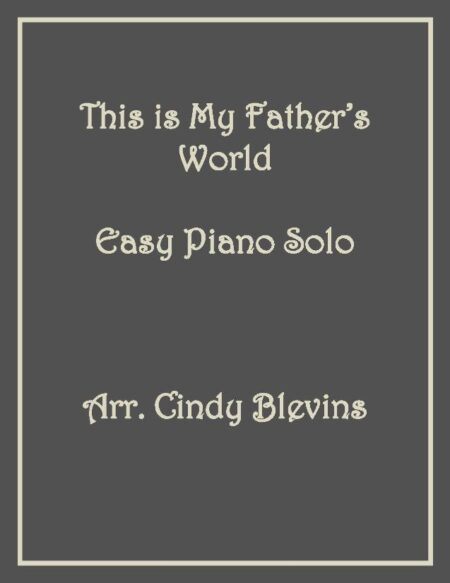 my fathers world ep cover