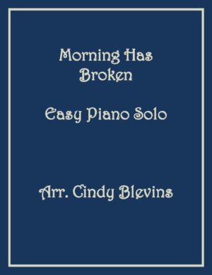 Morning Has Broken, Easy Piano Solo