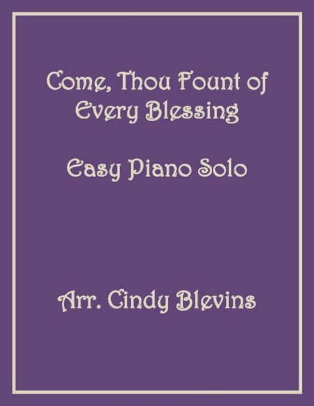 come thou fount ep cover