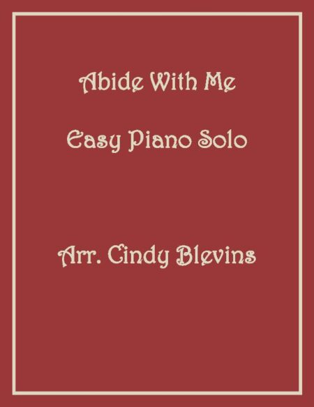 abide with me ep cover