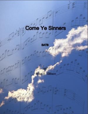 Come Ye Sinner