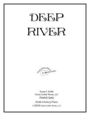 Deep River – Piano Solo