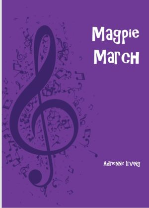 Magpie March – Beginner flute ensemble