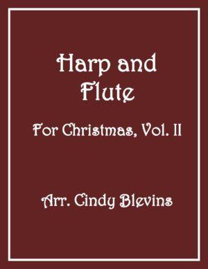 Harp and Flute For Christmas, Vol. II (14 arrangements)