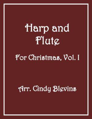 Harp and Flute For Christmas, Vol. 1 (14 arrangements)